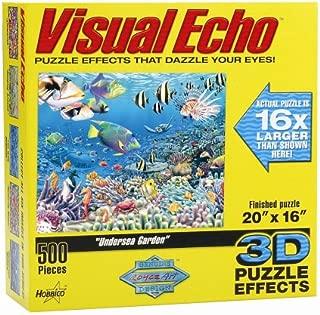 Visual Echo 3D Puzzle Effects: Undersea Garden by Hobbico