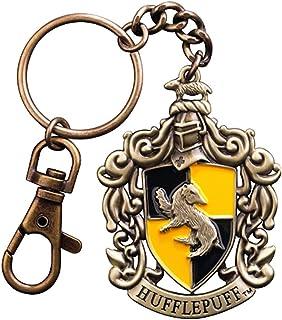 Porte-clés Écusson Poufsouffle de la Collection Noble