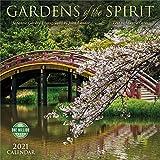 Gardens of the Spirit 2021 Wall Calendar: Japanese Garden Photography