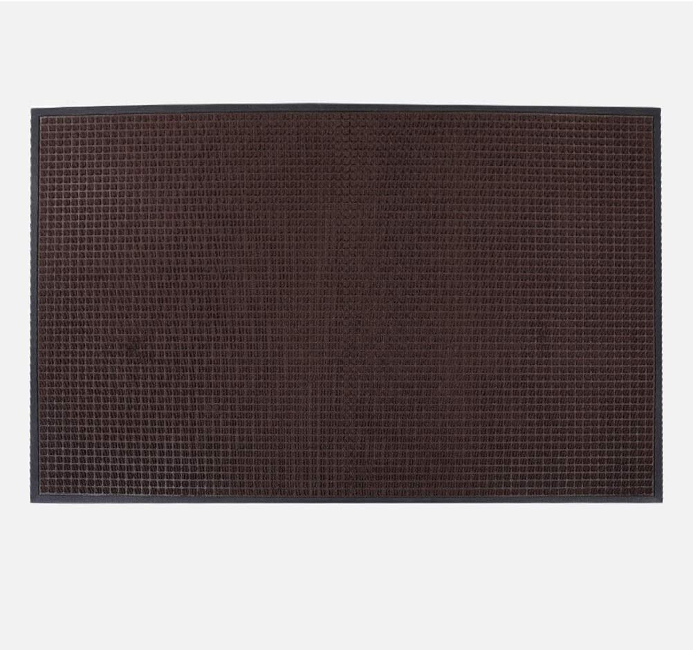 WKDZ Hotel Shopping New sales Mall Dusting Wear-Resistant Max 57% OFF Doormat Entrance