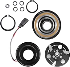 SD7V16 AC Compressor Clutch Assy for Audi TT VW Jetta Repair Kit Plate Pulley Bearing Coil