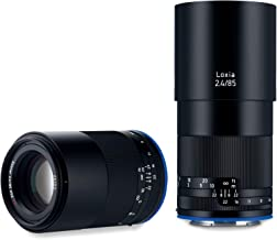 ZEISS Loxia 2.4/85 Telephoto Camera Lens for Sony E-Mount Mirrorless Cameras