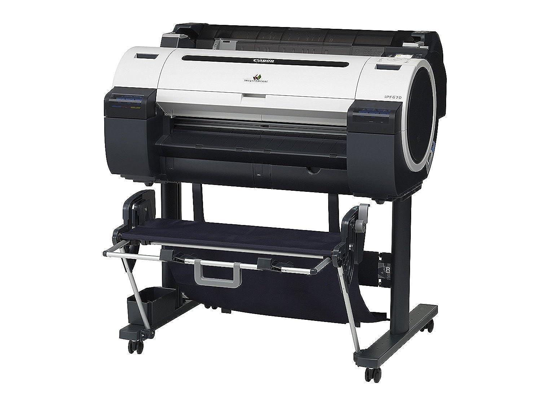 キヤノン 大判プリンター imagePROGRAF iPF670 専用スタンド(ST-26)バンドルモデル