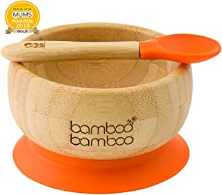 Best bamboo baby bowl Reviews