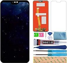 Pieza de Montaje de Reemplazo de Pantalla Digitalizador Táctil de Pantalla LCD para Huawei P20 Lite, con Herramientas, Protector de Pantalla