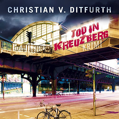 Tod in Kreuzberg audiobook cover art