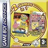 2 Games in 1 - SpongeBob Pack 3