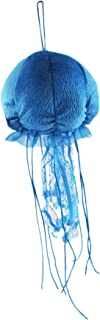 Elka Australia 3503-BL Jellyfish Soft Plush Toy, Blue, 30 Centimeters