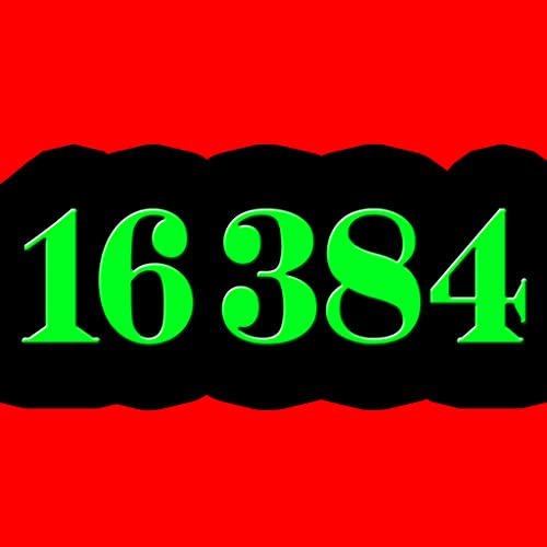 16 384 – El Padre de 2048