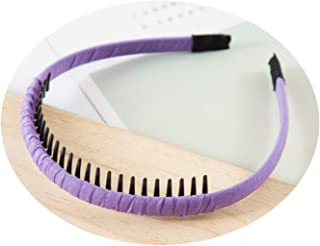 1Pc Korean Version Cloth Wrap Headband Teeth Kids Hair Hoop Headdress DIY Jewelry Accessories