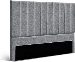 Artiss KING Size Bed Head SALA Headboard for Base Frame Linen Upholstered