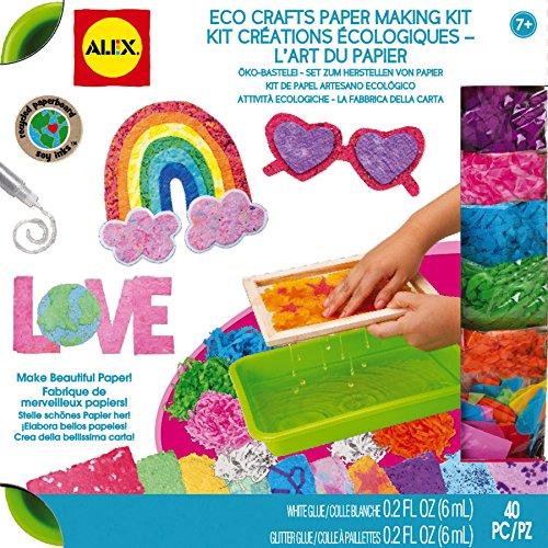 Alex 147WN - Set Zur Papierherstellung