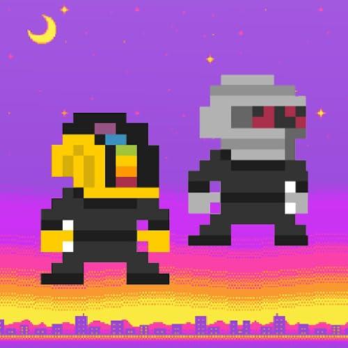 Flappy Daft Punk