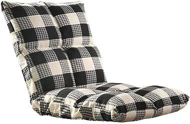 XLEVE Floor Cushions, Bedroom Decoration Tatami Small Sofa Single Lazy Small Sofa Bean Bag Chair Living Room