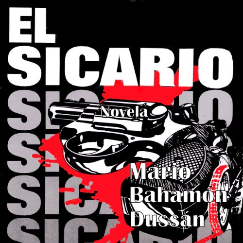 El Sicario [The Hitman] audiobook cover art