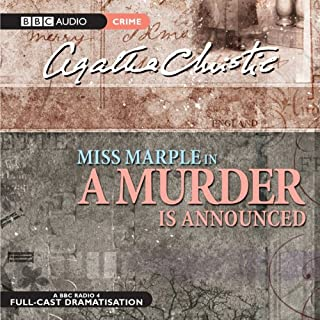 A Murder is Announced (Dramatised) cover art