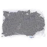 Weikeya Carbón Activado, Bolsas de purificación de Aire adecuadas 500 ml con Tanque de Filtro de carbón de bambú (Negro)