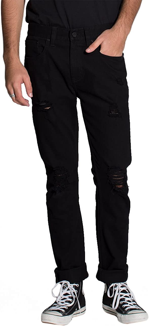 Max 57% OFF Rsq Skinny Ripped Max 87% OFF Black Jeans