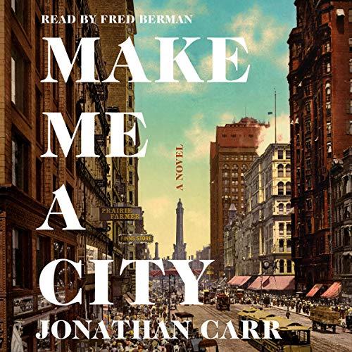 Make Me a City cover art