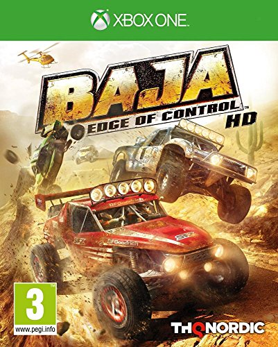 XBOX1 BAJA: EDGE OF CONTROL (EU)