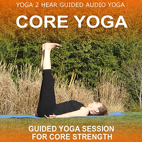 Core Yoga audiobook cover art