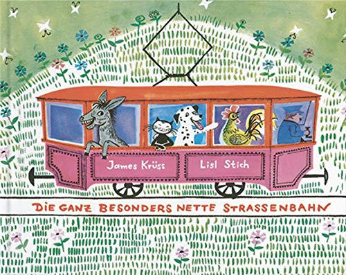 Die ganz besonders nette Straßenbahn (Mini) (Krüss-Bücher)