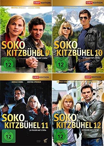SOKO Kitzbühel - Box 9-12 (8 DVDs)
