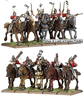 Empire Outriders Warhammer Fantasy