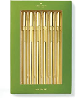 kate spade new york Pen Set - Strike Gold