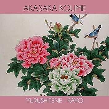 Yurushitene - Kayo