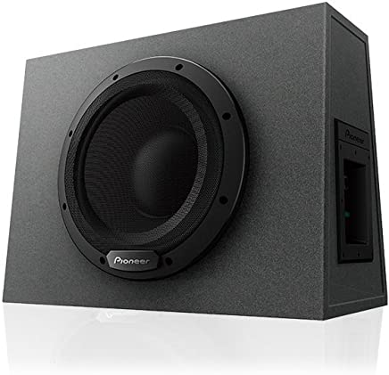 "$118 Get Pioneer TS-WX1010A 10"" Sealed enclosure active subwoofer with built-in amplifier"