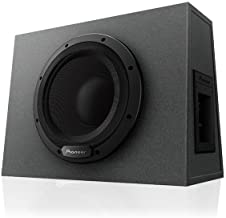 "Pioneer TS-WX1010A 10"" Sealed enclosure active subwoofer with built-in amplifier"
