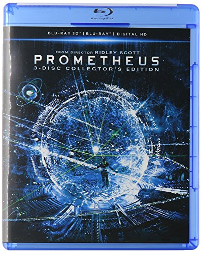 Prometheus [USA] [Blu-ray]