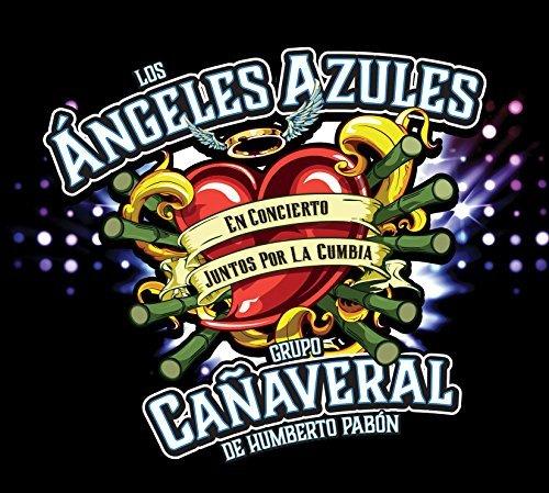 Juntos Por La Cumbia by Angeles Azules/Grupo Ca??averal (2015-08-03)
