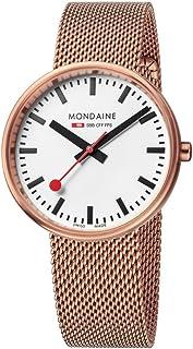 Mondaine 瑞士国铁表 瑞士品牌 Specials 特别版 石英女士手表 A763.30362.22SBM