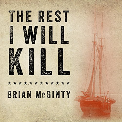 The Rest I Will Kill audiobook cover art
