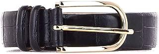 Luxury Fashion | Sergio Gavazzeni Womens CA01030132NERO Black Belt | Fall Winter 19