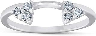Best diamond enhancer rings white gold Reviews