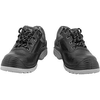 Hillson Nucleus ISI Marked Safety Shoe, Size-7 UK, Black
