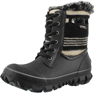 Women's Arcata Stripe Waterproof Winter Boot