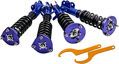 for Toyota Camry 92-01/Avalon 95 96 97 98 99 00 Coilovers Shocks Absorbers Coil Springs Suspensions Adj. Height