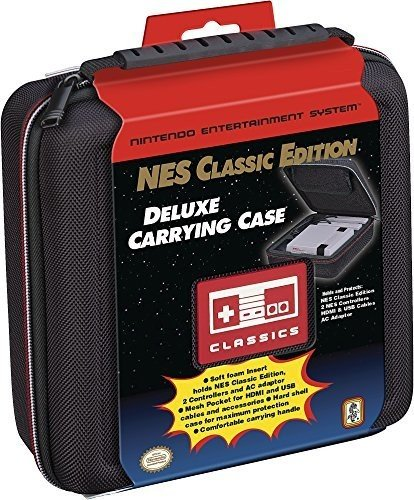 NES Classic Carrying Case