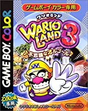 Wario Land 3,Japanese Game Boy Color [Japan Import]