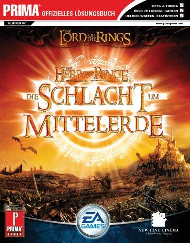 Der Herr der Ringe - Schlacht um Mittelerde (Lösungsbuch)