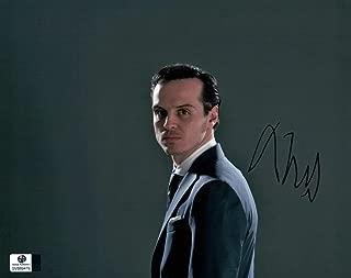 Andrew Scott Signed Autographed 8X10 Photo Sherlock Close Up Suit GV869479