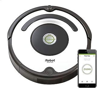 ROOMBA 675 Robot Aspiradora, Goma, Blanco