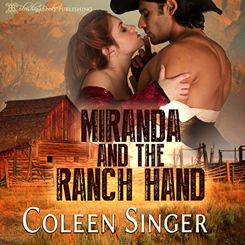 Miranda and the Ranch Hand audiobook cover art
