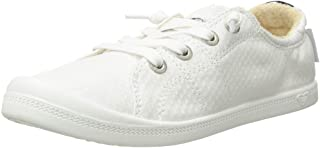 Roxy Women's Bayshore Slip on Shoe Fashion Sneaker