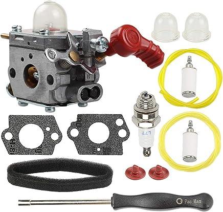 Amazon com: troy bilt tb35ec carburetor