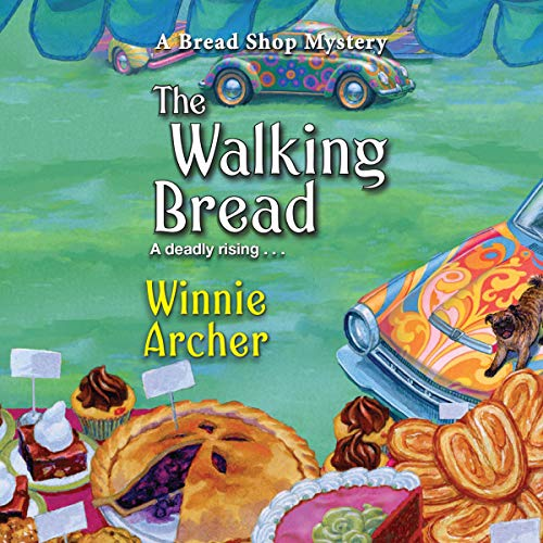The Walking Bread audiobook cover art